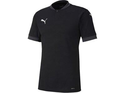 PUMA Fußball - Teamsport Textil - Trikots teamFINAL 21 Trikot kurzarm Schwarz