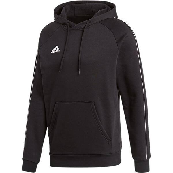 ADIDAS Fußball - Teamsport Textil - Sweatshirts Core 18 Kapuzensweatshirt