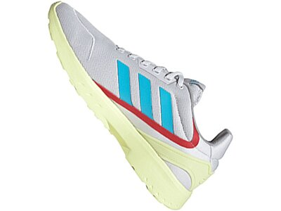 ADIDAS Indoor - Schuhe Nebzed Training Grau