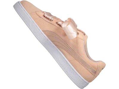 PUMA Lifestyle - Schuhe Damen - Sneakers Suede Heart LunaLux Sneaker Damen Pink