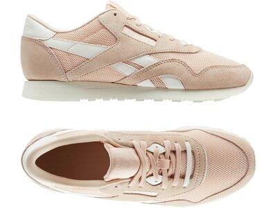 REEBOK Lifestyle - Schuhe Damen - Sneakers CL Nylon Mesh Sneaker Damen Rot