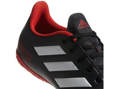 ADIDAS Fußball - Schuhe - Halle Predator Tango 18.4 IN Halle Schwarz