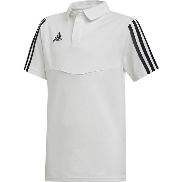 ADIDAS Fußball - Teamsport Textil - Poloshirts Tiro 19 Poloshirt Kids Dunkel