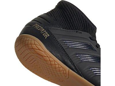 ADIDAS Fußball - Schuhe Kinder - Halle Predator Virtuso 19.3 IN J Halle Kids Schwarz