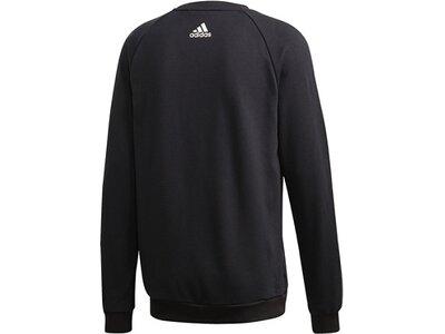 ADIDAS Lifestyle - Textilien - Sweatshirts Tango Logo Sweatshirt langarm Schwarz