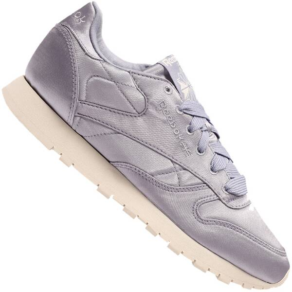 REEBOK Lifestyle - Schuhe Damen - Sneakers Classic Leather Satin Sneaker Damen