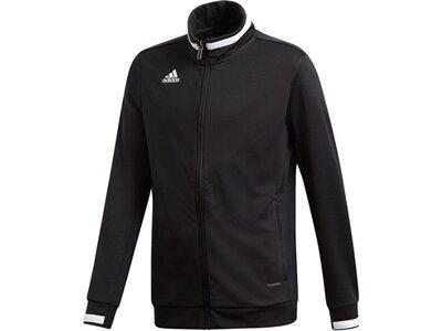 ADIDAS Fußball - Teamsport Textil - Jacken Team 19 Track Jacket Kids Schwarz