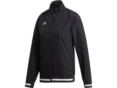 ADIDAS Fußball - Teamsport Textil - Jacken Team 19 Woven Jacket Damen Schwarz