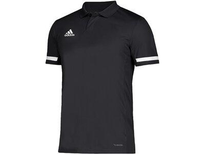 ADIDAS Fußball - Teamsport Textil - Poloshirts Team 19 Poloshirt Schwarz