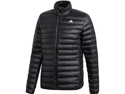 ADIDAS Fußball - Teamsport Textil - Jacken Terrex Varilite 3 Stripes Jacke Schwarz