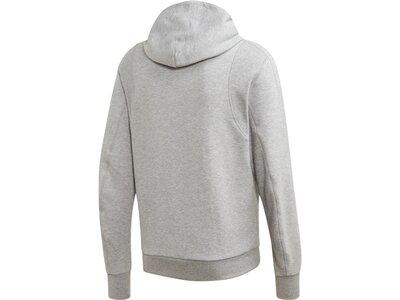ADIDAS Lifestyle - Textilien - Sweatshirts VRCT Hoody Kapuzensweatshirt Silber