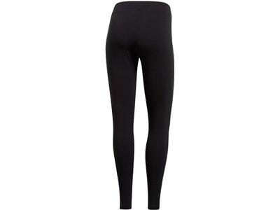 ADIDAS Fußball - Textilien - Hosen Linear Logo Tight Damen Schwarz