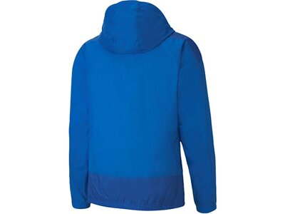 PUMA Fußball - Teamsport Textil - Allwetterjacken teamGOAL 23 Training Regenjacke Blau