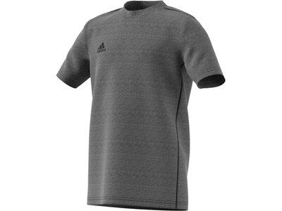 ADIDAS Fußball - Teamsport Textil - T-Shirts Core 18 Tee T-Shirt Kids Grau