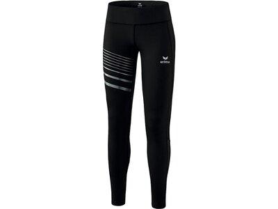 ERIMA Running - Textil - Hosen lang Race Line Running Tight Damen Schwarz