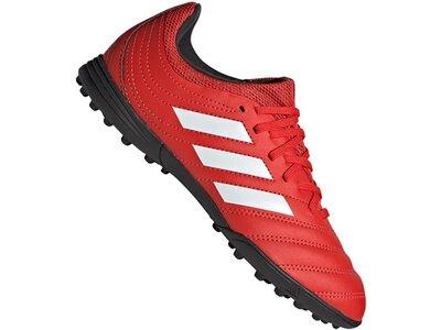 ADIDAS Fußball - Schuhe Kinder - Turf COPA Mutator 20.3 TF J Kids Rot
