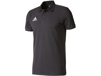 ADIDAS Fußball - Teamsport Textil - Poloshirts Tiro 17 Poloshirt Dunkel Grau
