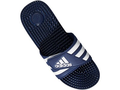adidas Adissage Badeschlappen Grau