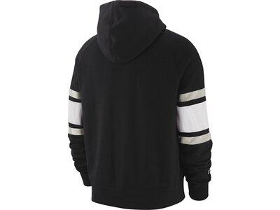 NIKE Lifestyle - Textilien - Jacken Air Fleece Kapuzenjacke Schwarz