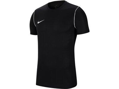 NIKE Fußball - Teamsport Textil - T-Shirts Park 20 Training Shirt Schwarz