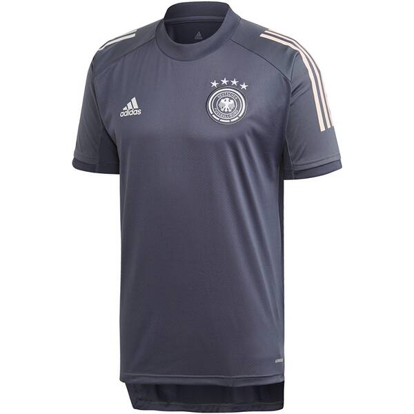 ADIDAS Replicas - T-Shirts - Nationalteams DFB Deutschland Trainingsshirt Hell