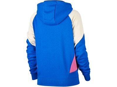NIKE Lifestyle - Textilien - Jacken Kapuzenjacke Damen Blau