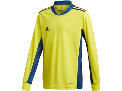 ADIDAS Fußball - Teamsport Textil - Torwarttrikots Adipro 20 TW-Trikot langarm Kids Gelb
