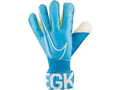 NIKE Equipment - Torwarthandschuhe Grip 3 Torwarthandschuh Blau