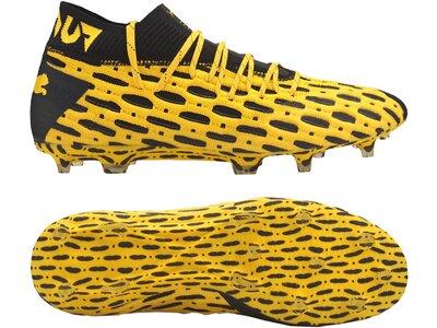 PUMA Fußball - Schuhe - Nocken FUTURE Spark 5.1 NETFIT FG/AG Schwarz