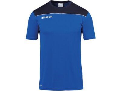 UHLSPORT Fußball - Teamsport Textil - T-Shirts Offense 23 Trainingsshirt Blau
