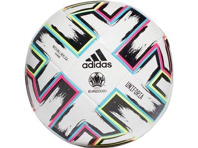ADIDAS Equipment - Fußbälle TRN Uniforia Trainingsball Grau