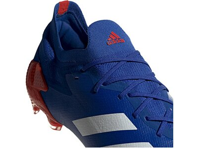 ADIDAS Fußball - Schuhe - Nocken Predator Uniforia 20.1 L FG Blau