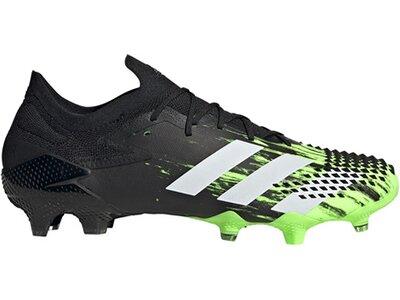 ADIDAS Fußball - Schuhe - Nocken Predator Uniforia 20.1 L FG Grau