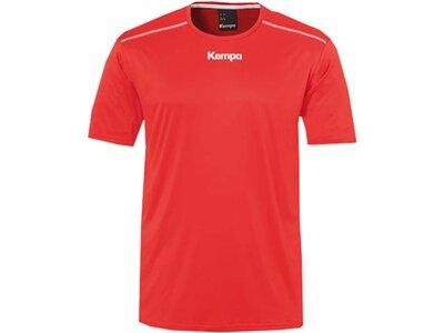 KEMPA Herren Shirt POLY SHIRT Rot
