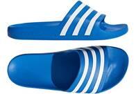 Vorschau: ADIDAS Lifestyle - Schuhe Kinder - Flip Flops Adilette Aqua Badelatschen