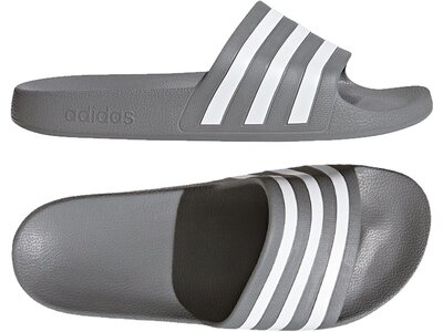 adidas Aqua adilette Grau