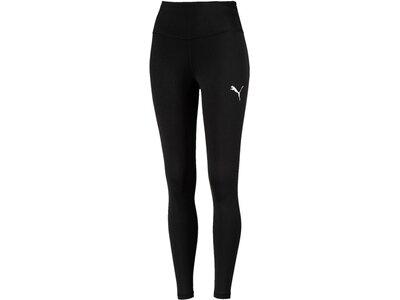 PUMA Lifestyle - Textilien - Hosen lang Active Leggings Tight Damen Schwarz