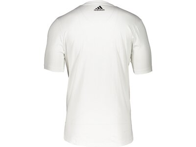 ADIDAS Lifestyle - Textilien - T-Shirts Tango Logo Tee T-Shirt Grau
