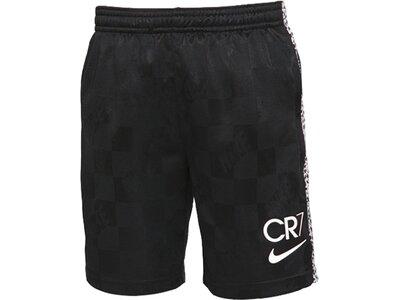 NIKE Fußball - Textilien - Shorts CR7 Short Kids Schwarz