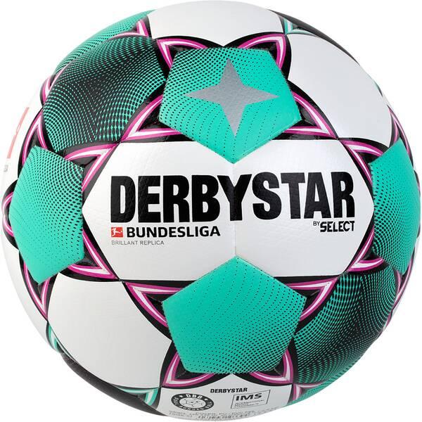 DERBYSTAR Equipment - Fußbälle BL Brillant Replica Trainingsball