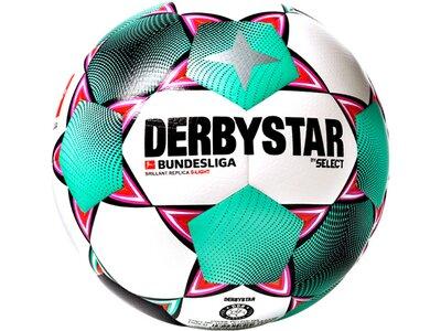 DERBYSTAR Equipment - Fußbälle BL Brillant Replica SLight 290 Gramm Trainingsball Schwarz