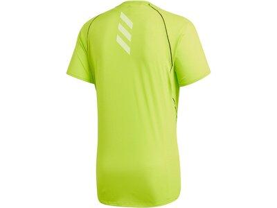 ADIDAS Running - Textil - T-Shirts Runner T-Shirt Running Gelb