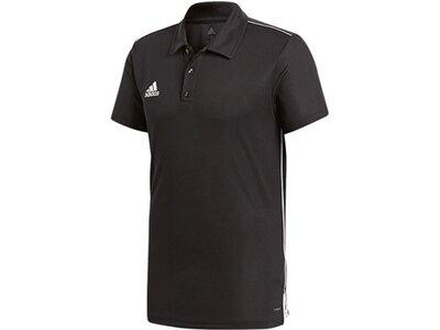adidas Herren Core 18 Climalite Poloshirt Grau