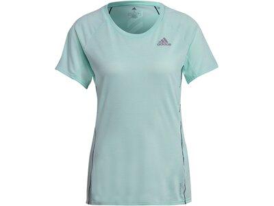 ADIDAS Running - Textil - T-Shirts Runner T-Shirt Running Damen ADIDAS Running - Textil - T-Shirts R Silber