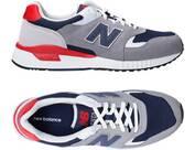 Vorschau: NEWBALANCE Lifestyle - Schuhe Herren - Sneakers ML570 D