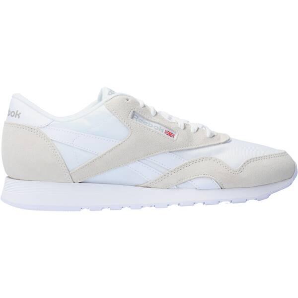 REEBOK Lifestyle - Schuhe Herren - Sneakers Classic Leather Nylon  Beige