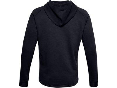 UNDERARMOUR Fußball - Textilien - Sweatshirts Charged Fleece Hoody Schwarz