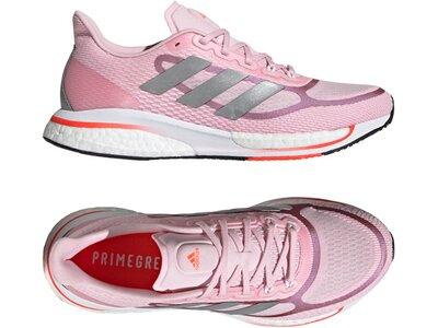 ADIDAS Running - Schuhe - Neutral Supernova+ Running Damen Rot