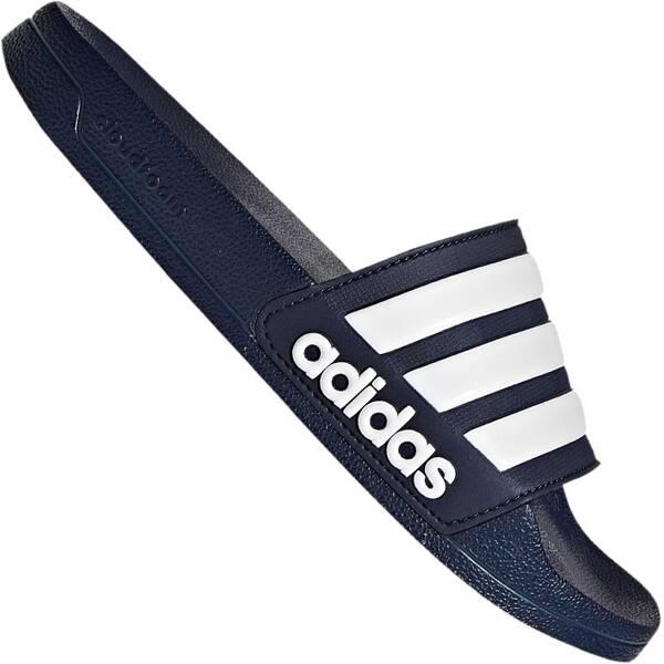 ADIDAS Lifestyle - Schuhe Herren - Flip Flops Cloudfoam Adilette Badelatsche