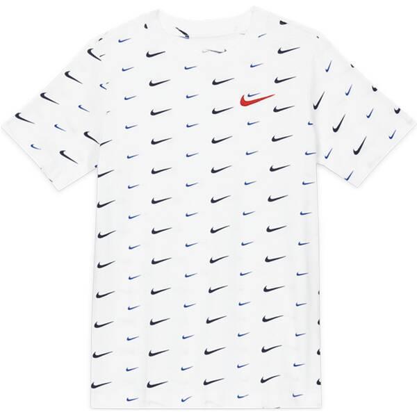 NIKE Lifestyle - Textilien - T-Shirts Swoosh T-Shirt Kids NIKE Lifestyle - Textilien - T-Shirts Swoo